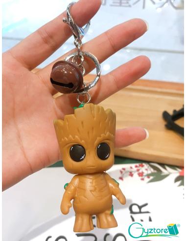 Llavero diseño de Groot