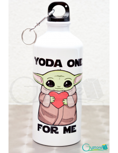 Botella Yoda one for me