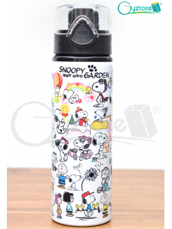 Botella Snoopy
