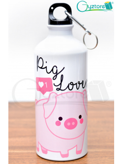 Botella Pig Lover