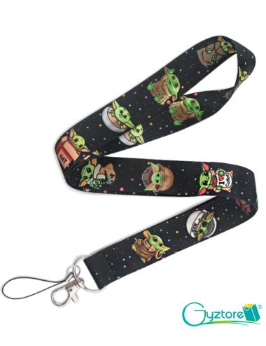 Lanyard StarWars & Yoda