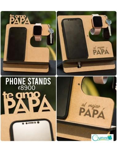 Phone Stand para papá