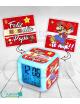 Relojes LED digitales para papá diseño de Mario