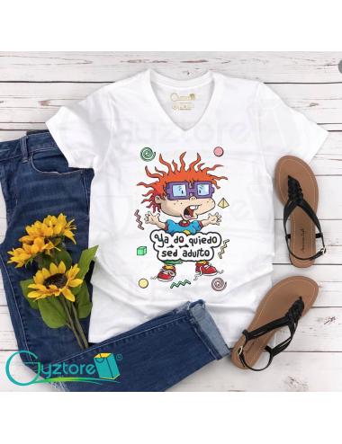 Camisetas diseño de Carlitos