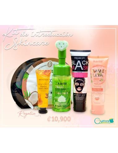 Kit promocional de Skincare