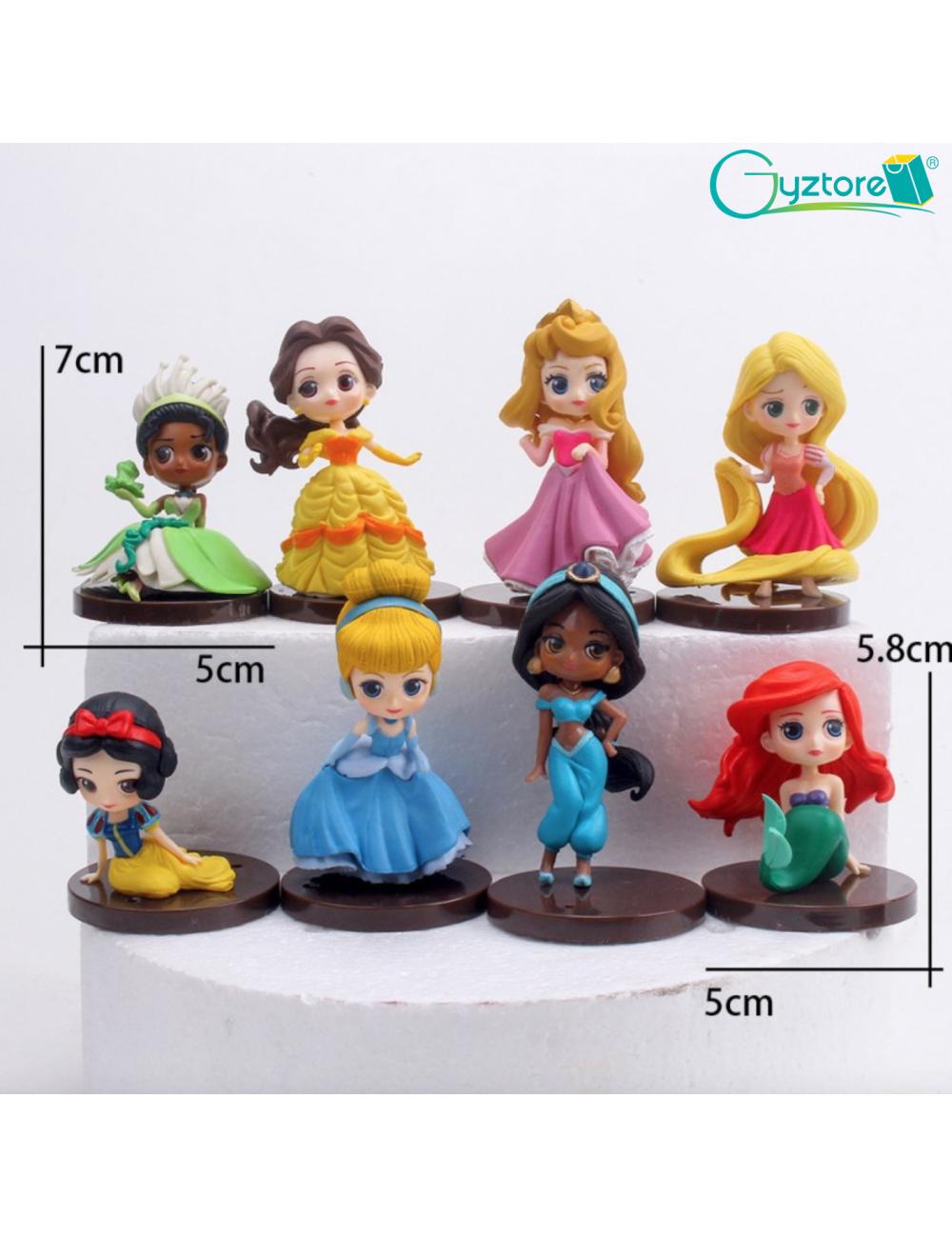 Figuras de Princesas de Disney