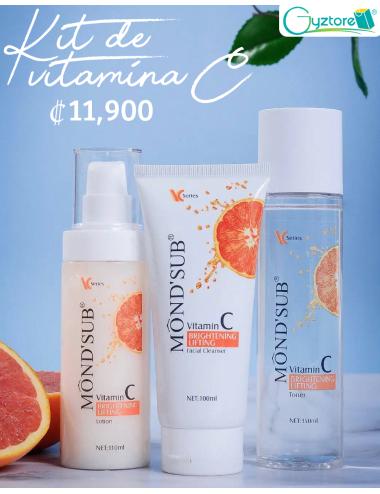 Vitamina C Antienvejecimiento
