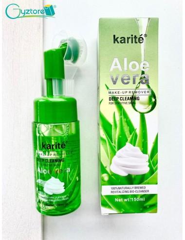 Limpiador facial con cepillo marca Karité