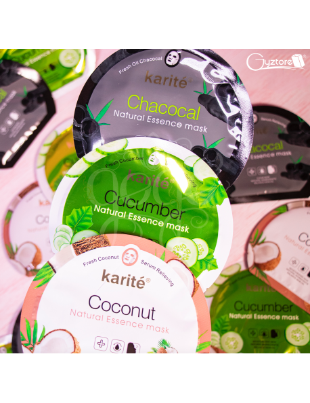 Mascarillas hidratantes marca Karité