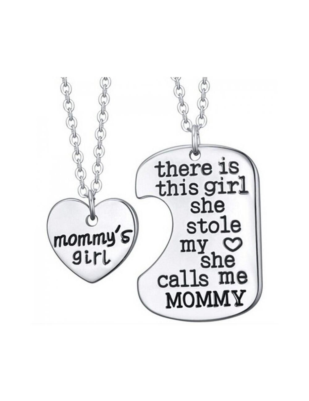 Collar Madre e Hija