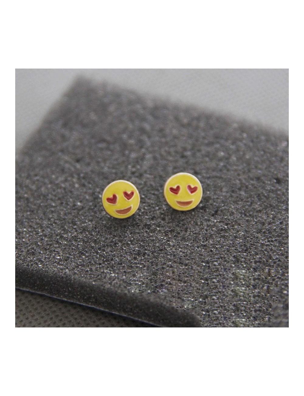 Aretes Emoji